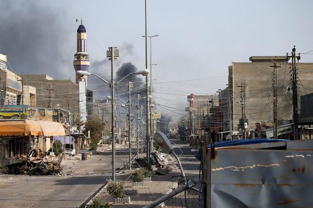 O premiê iraquiano, Haider al-Abadi anunciou domingo à noite o início da operação para libertar a segunda maior cidade do Iraque, Mossul