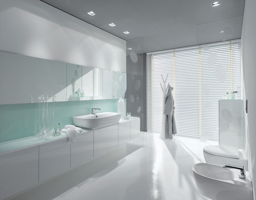 d coration salle de bains choisir sa couleur d cor de maison d coration chambre. Black Bedroom Furniture Sets. Home Design Ideas