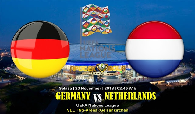 Prediksi Germany Vs Netherlands 20 November 2018