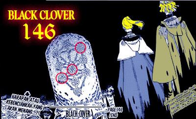 ini dibuka dengan adegan dimana Licth sudah mendapat  [ BLACK CLOVER 146 ] Satu Batu Lagi, Demon God Kembali Bangkit!