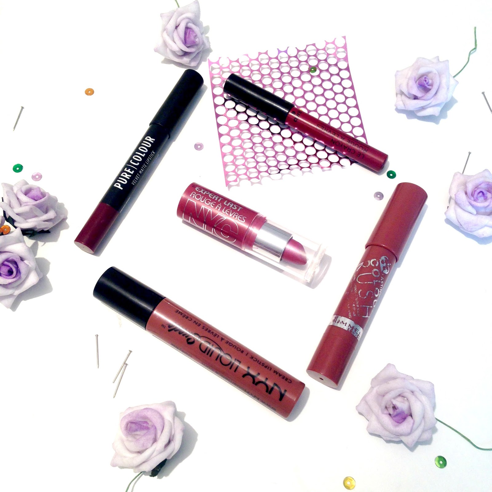 My Go-To Lipsticks All Under £10