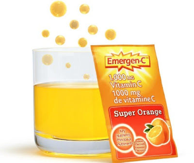 Emergen-C Free Trial Samples