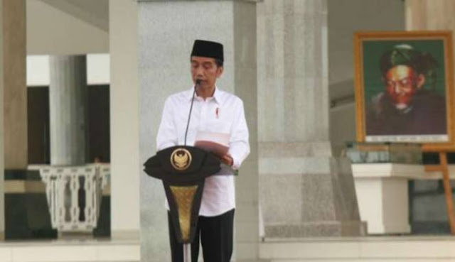 Jokowi Minta Selesaikan Masalah dengan Dialog, Netizen: Antara Omongan dan Tindakan Beda