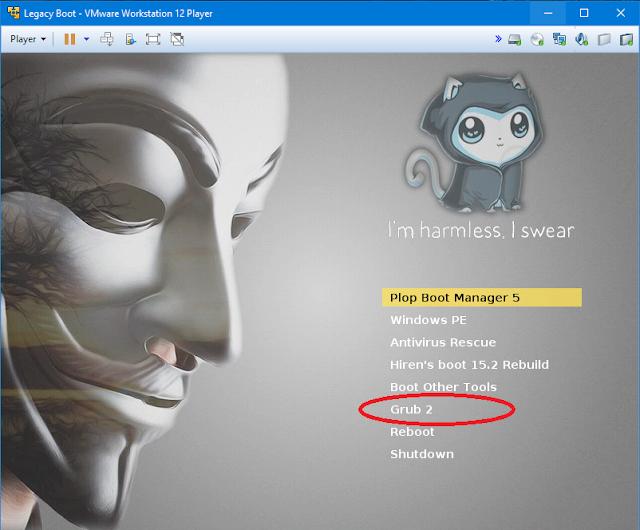 Cách tích hợp các đĩa cứu hộ diệt Virus vào Multiboot Final Legacy-UEFI Version 2
