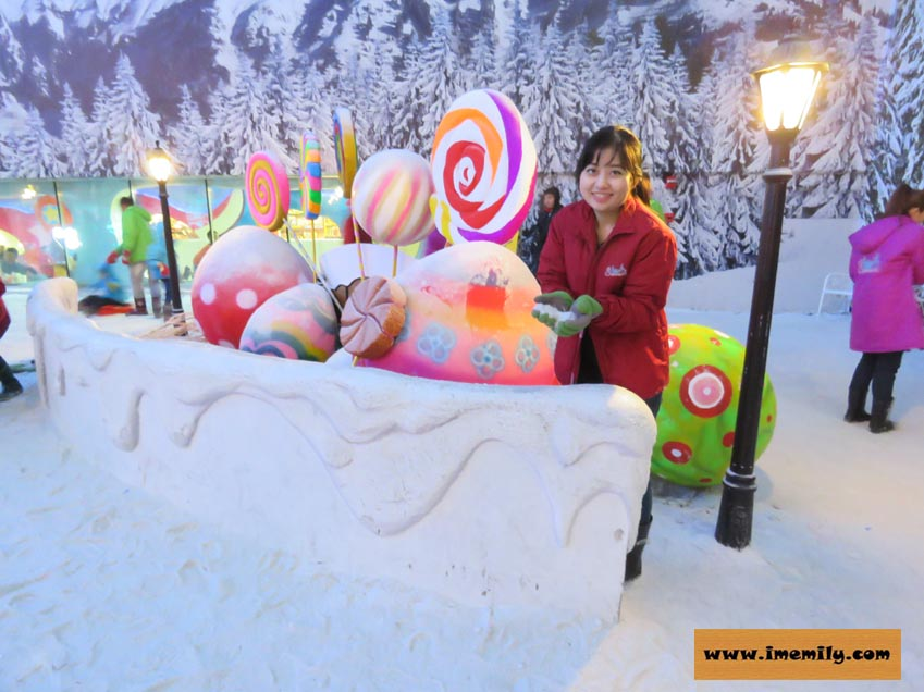SnowWorld Springtime Wonderland @ Genting Highlands
