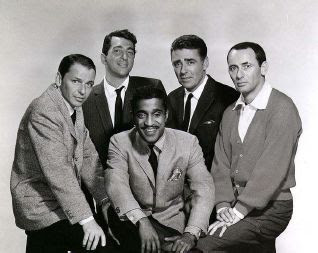 Dean Martin - Sammy Davis Jr. - Peter Lawford - Joey Bishop