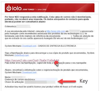 Iolo Systemmechaniker Crack keygen Seriennummer