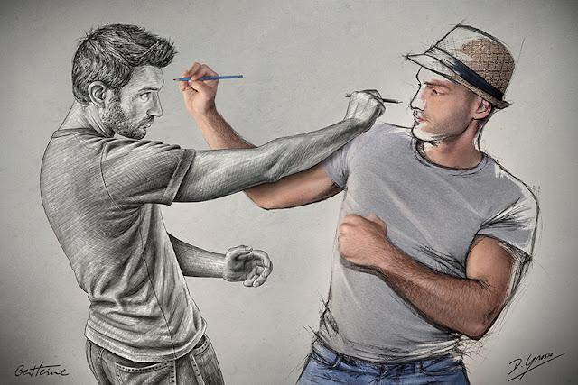 Ben Heine Art