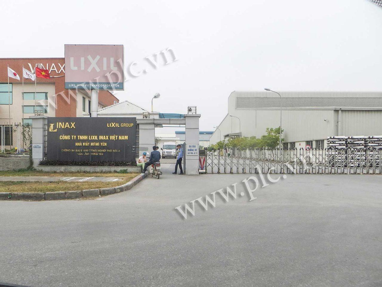 Tập đoàn Lixil của Nhật bắt đầu nhà máy mới