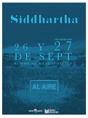 Siddhartha Al Aire [Latino]