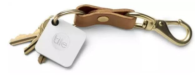 Tile Mate a GPS tracker