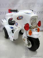 Motor Mainan Aki DoesToys DT9121 Police 21