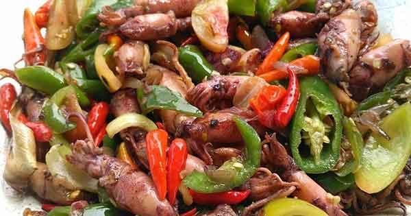 Kumpulan Resep Masakan Cumi yang Lezat dan Simpel