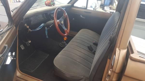 1971 Datsun Mini-Truck with Rotary Engine Swap - Keep Cars