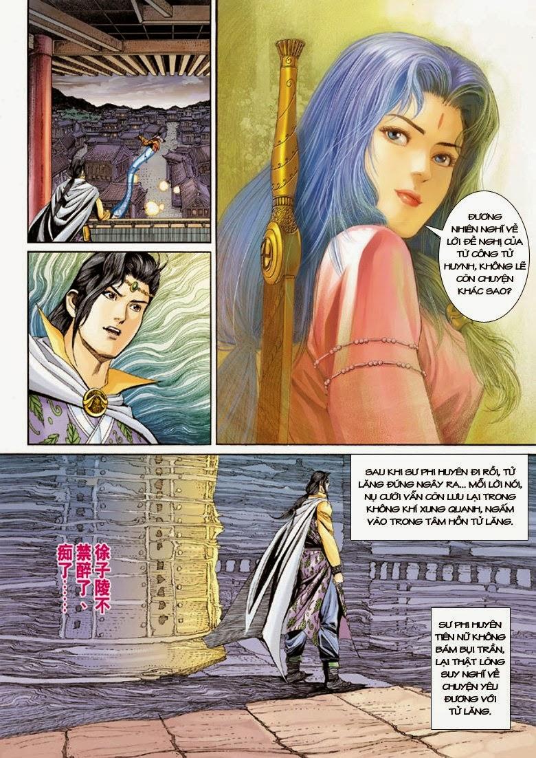 Đại Đường Song Long Truyện chap 150 - Trang 10