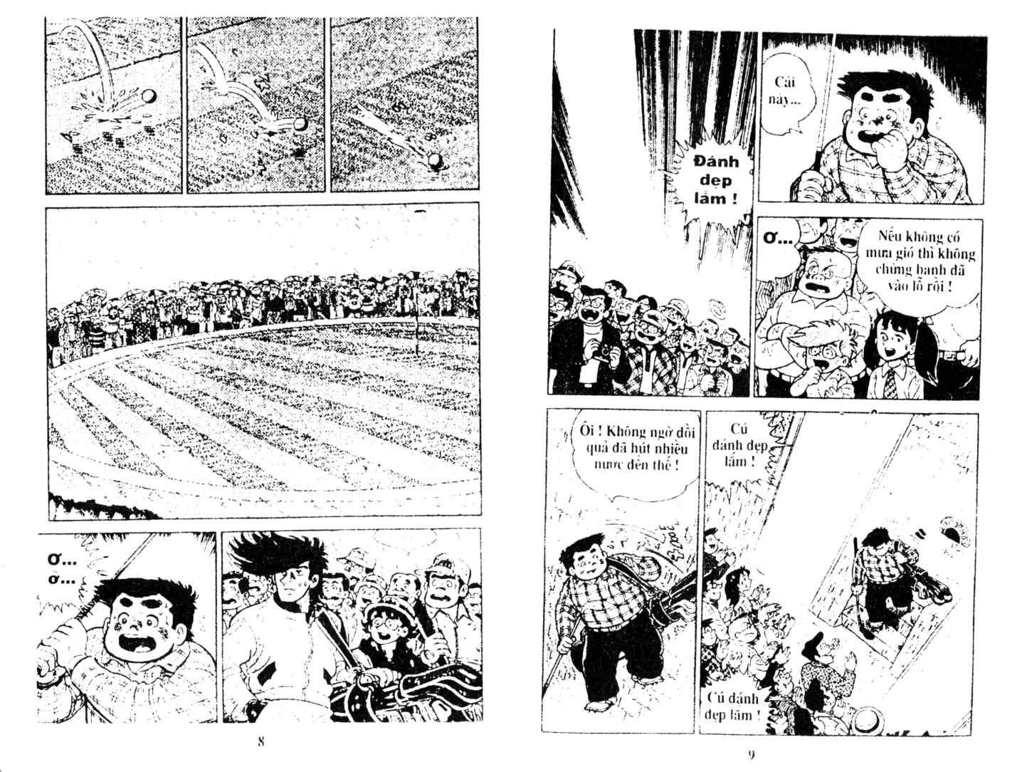 Ashita Tenki ni Naare chapter 10 trang 3