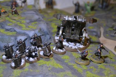 Iron Hills Dwarf Army