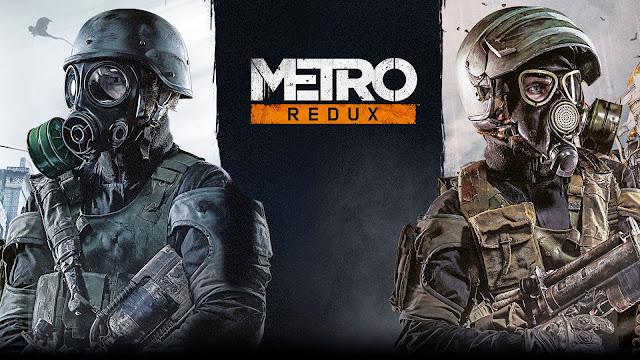 Metro 2033 Redux Modo Dios