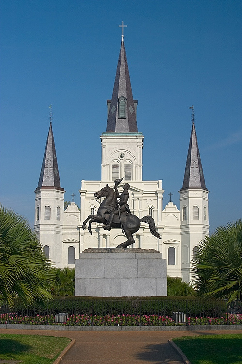 Activities and Attractions in New Orleans, Louisiana | Jackson Square