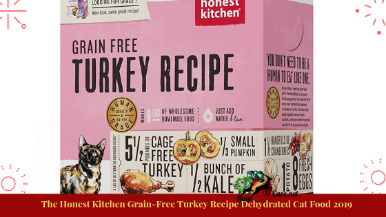 Turkey Recipe Dehydrated Cat Food is pressed with 70%, unfenced turkey, making it ideal for grown-up and senior kitties.