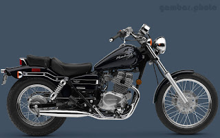 Honda Rebel (CMX250C, CMX250CD) motorcycle