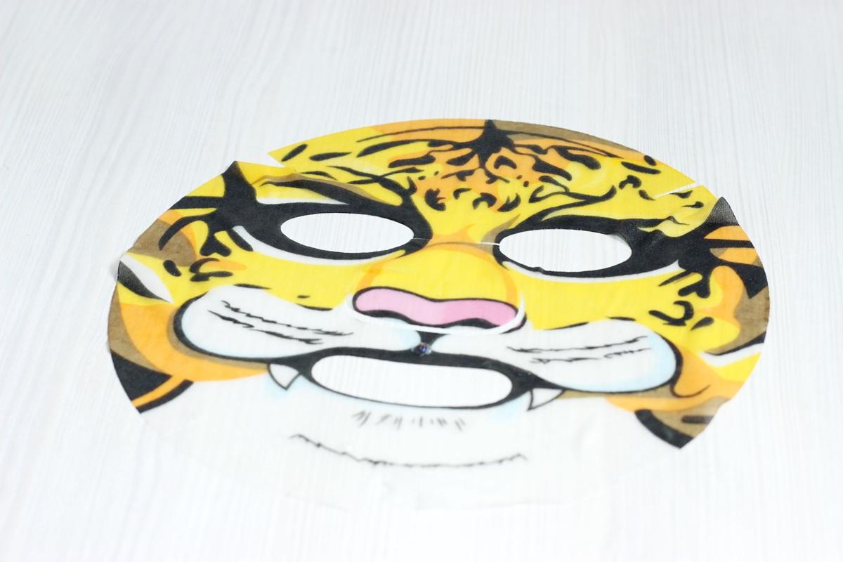Skład kwasmigdałowy maseczka tygrys trądzik