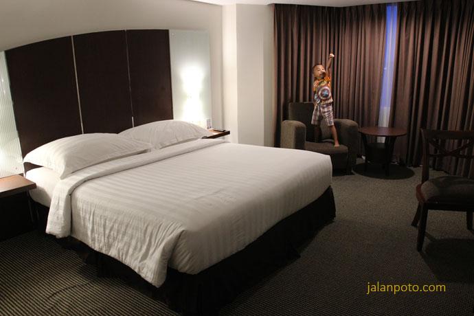 Tarif kamar Hotel Pangeran Pekanbaru