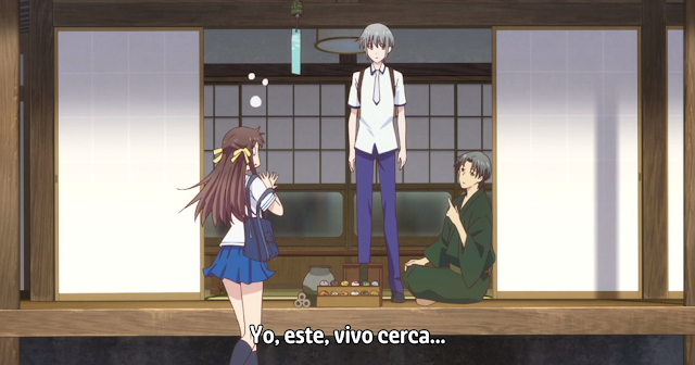 Fruits basket (2019) capitulo 1 sub español
