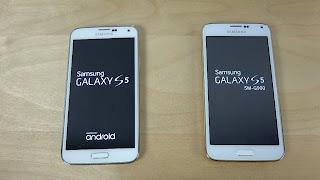Samsung Galaxy S5 SM-G9600
