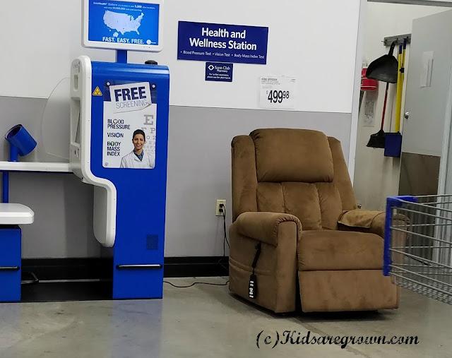Family Wellness Center and Sam's Club