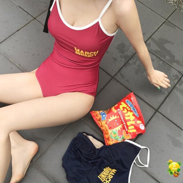 Cua hang ban bikini tai Thanh Tri
