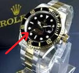 ciri jam tangan rolex asli