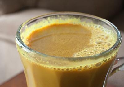 Chai Golden Milk Tea