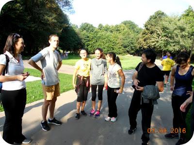 participanti tineri, de toate varstele