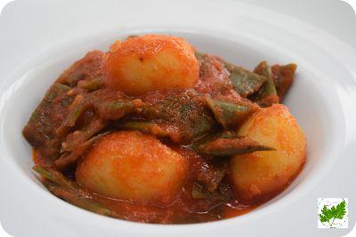 judías_tomate