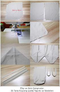 Elişi Çanta Modelleri 14