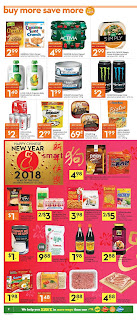 Safeway Weekly Flyer Circulaire January 19 - 25, 2018
