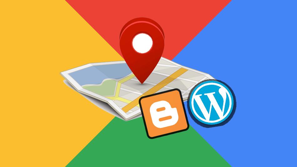 Cara Menambahkan Widget Google Maps di Blog