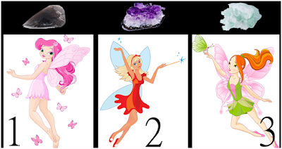 Let's play, peeps ! How this week of March from the House of Starch will be benevolent to us ? Choose your fairy and find out what is your message for the week in front.    Take your time and I shall reveal cards below.