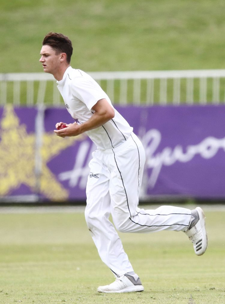 Eathan Bosch - Hollywoodbets Dolphins - Cricket - Franchise 4 Day Series