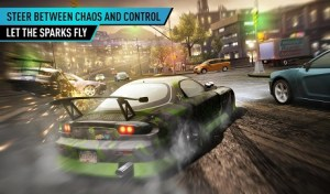 Need for Speed No Limits MOD APK+DATA Infinite Nitro Mode 1.2.6