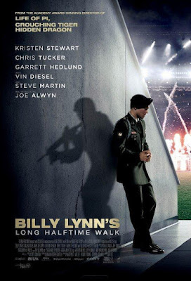 Billy Lynn's Long Halftime Walk 2016 DVD Custom NTSC Sub