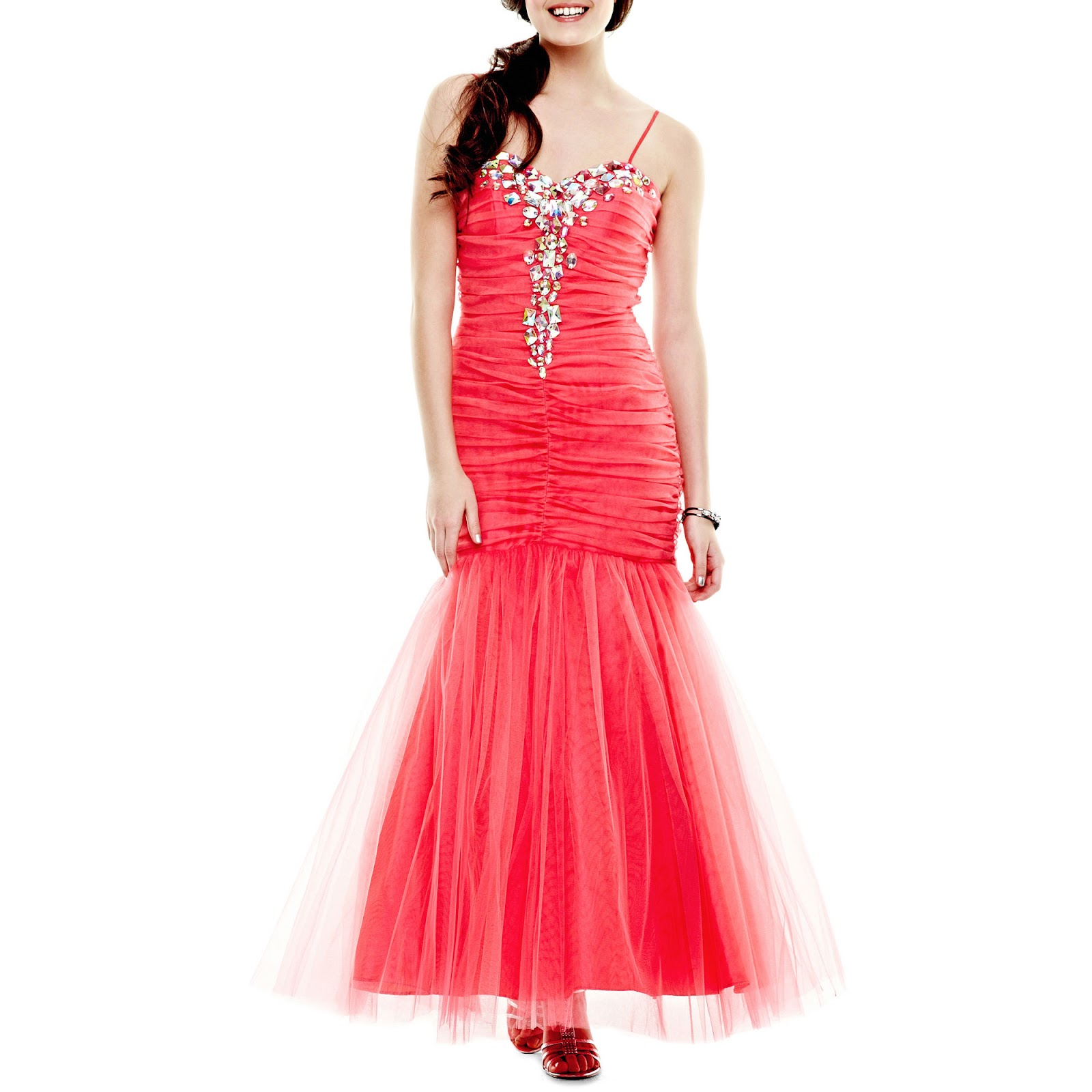 Catalog Cuties: Prom Dresses from JCPenney, Part 10