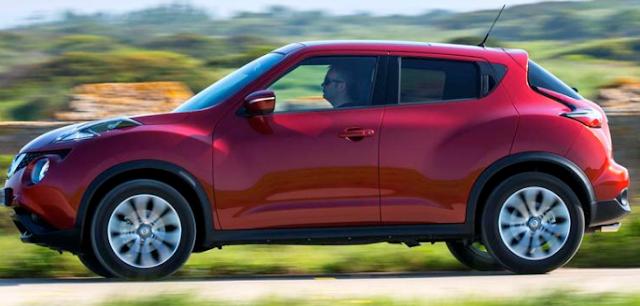 2017 Nissan Juke Redesign