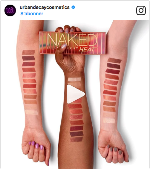 Nouvelle naked Urban Decay