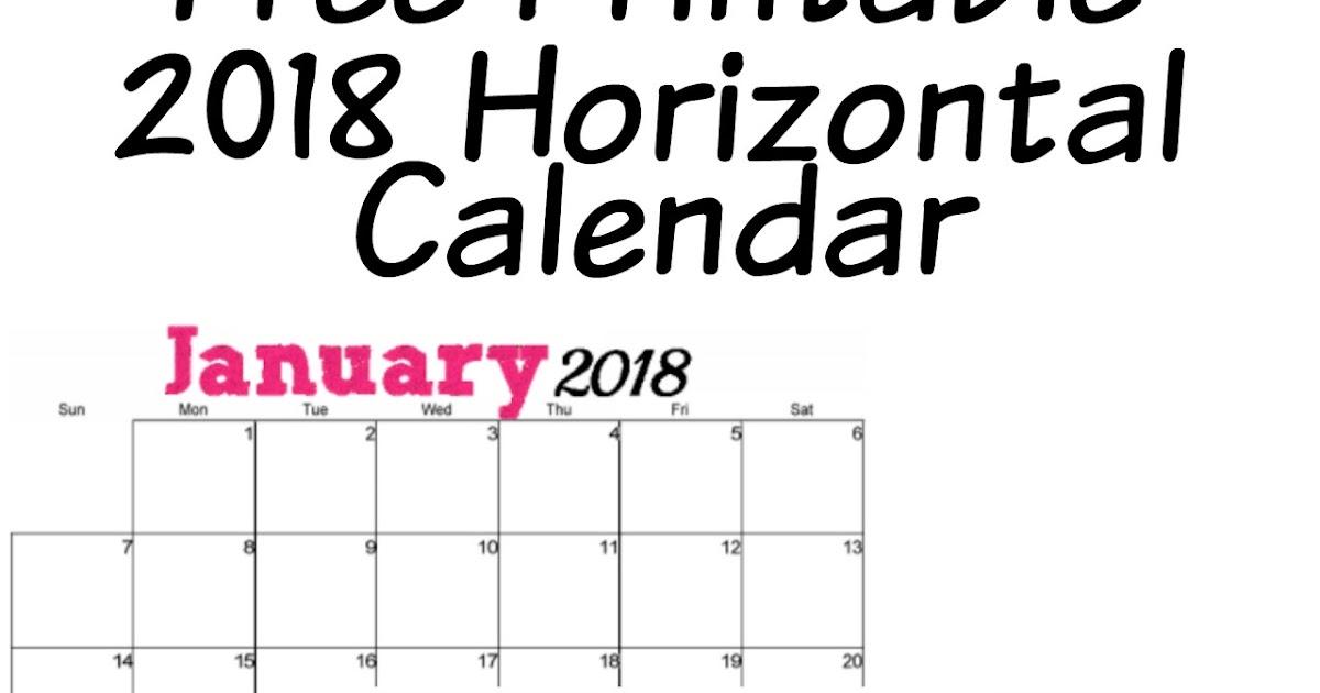 Horizontal Monthly Calendar : Musings of an average mom pink horizontal calendar