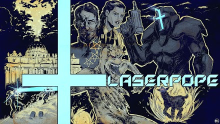 LASERPOPE - The Movie | Jetzt auf Kickstarter