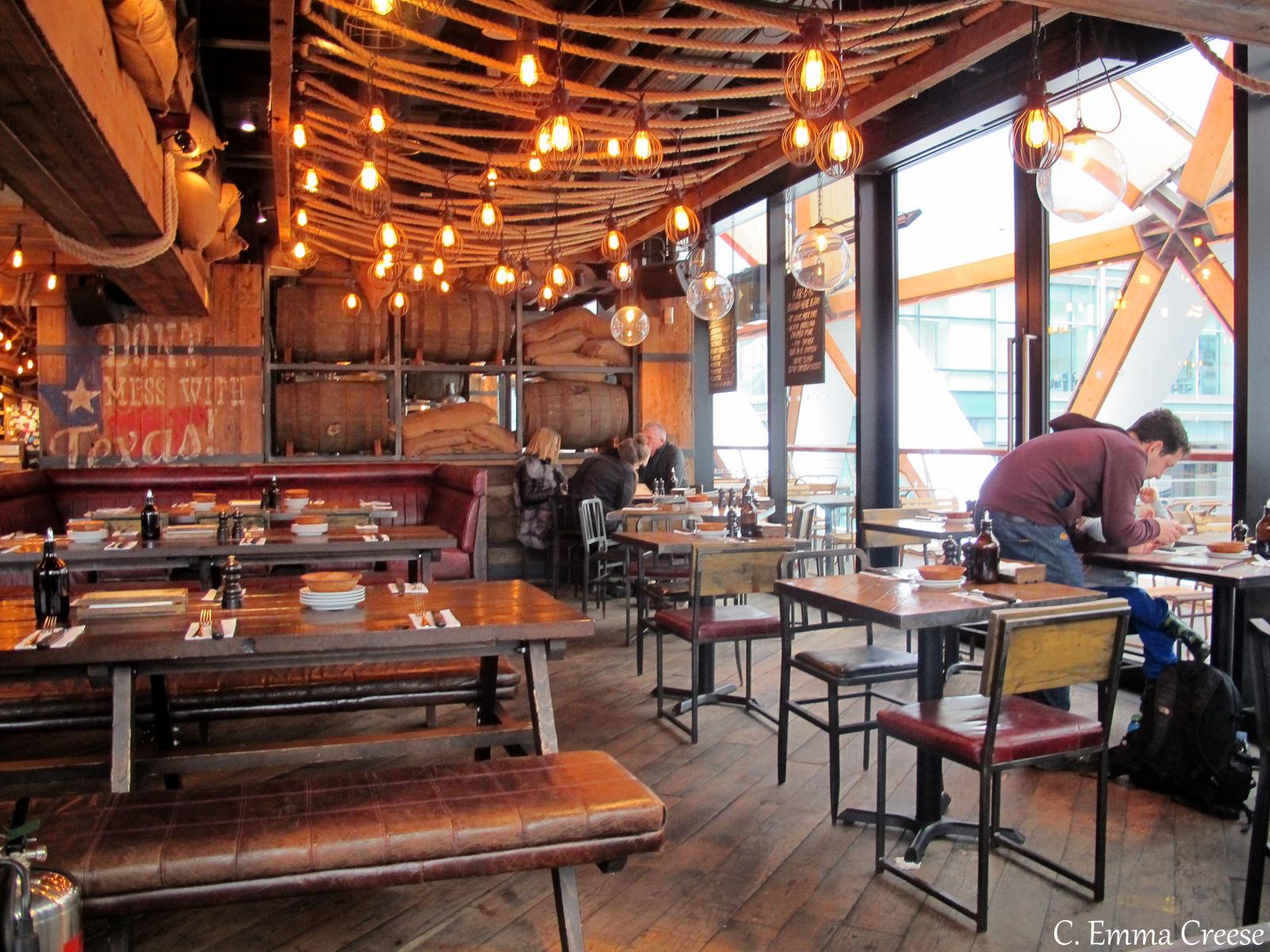 American Bar-B-Q Brunch Big Easy Canary Wharf Adventures of a London Kiwi