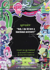 My Little Pony Radiance Series 3 Trading Card