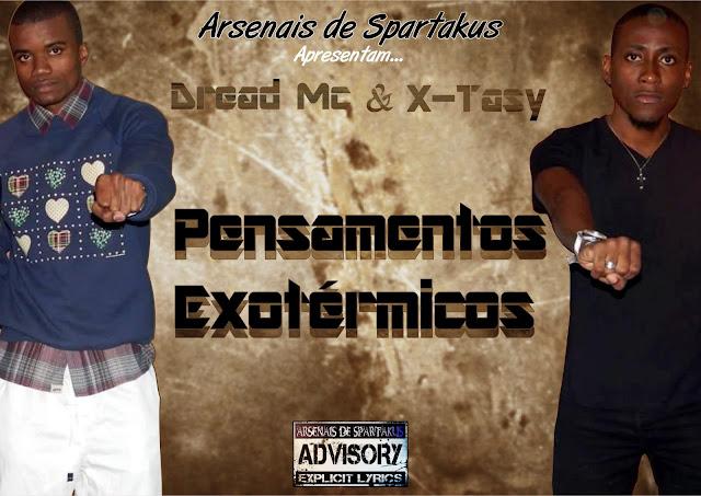 """Arsenais de Spartakus lança o EP """"EP Pensamentos Exotérmicos"""""""